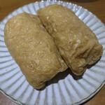 伊勢屋製菓 - いなり寿司 ¥80