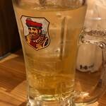 道頓堀麦酒スタンド - ハイボール290円