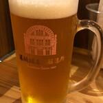道頓堀麦酒スタンド - ケルシュ390円