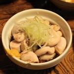 やきとんひなた - 2012.6 小袋刺(350円)