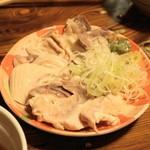 やきとんひなた - 2012.6 がつ刺(300円)