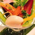 The Kitchen Salvatore Cuomo GINZA -