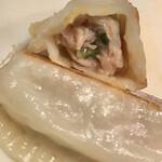 141503759 - パリパリモチモチ焼き餃子餃子