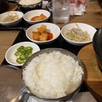 くんむる食堂 サンギュ -