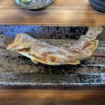 141505980 - 岩魚炙り焼き