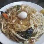 大雅 - アゲヤキソバ¥630