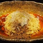 中華そば くにまつ - 料理写真:汁なし担々麺(2辛)