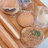 中屋パン - 料理写真: