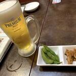 陳家私菜 赤坂一号店 湧の台所 - ザ・プレミアムモルツ
