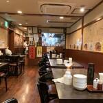 陳家私菜 赤坂一号店 湧の台所 - 店内