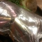 つばめグリル 錦糸町テルミナ2店 - つばめ風ハンブルグステーキ(1320円)