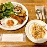 HUMMING BIRD by VERY FANCY KOKURA - 朝食セットとフリードリンクが付いてます(1,000円)