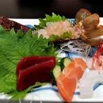 寿司の丸安 - 料理写真: