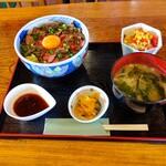 サンごはん - 料理写真:【2020.11.26(木)】ローストビーフ丼(並盛)990円