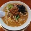 煮干中華 あさり - 料理写真:期間限定 煮干しの台湾風ラーメン 750円(税込)