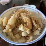 丸花 - 舞茸天丼