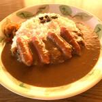 レストラン フォレスト - 料理写真:この味で900円は高いよ…(*_*)