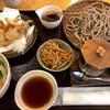 蕎麦切り 翁 - 料理写真:そば膳