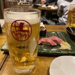天神今泉 肉寿司 -