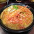 蔵味噌ラーメン 晴っぴ - 料理写真:えび味噌ラーメン 1078円