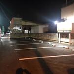 Ramen611 - 増えた駐車場