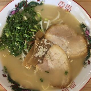 三徳らーめん - 料理写真:『らーめん   500円なり』