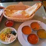 インド料理マントラ - ランチバイキング