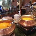 インド料理マントラ - 内観