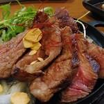 かんきち - 和牛ヒレステーキ
