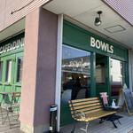 BOWLS - 外観