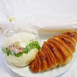 ルッツェルン エム ハヤシ - 料理写真:今回のお買い物ですw