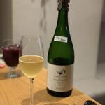 141548358 - 本日のワイン(泡)