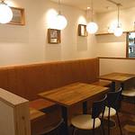 イタ麺 - 店内イメージ