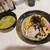 ラーメン 菅家 - 濃厚鶏白湯つけ麺(900円)です。