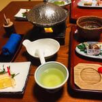 純和風旅館泉屋 - 部屋食の有り難さ
