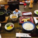 純和風旅館泉屋 - 朝ご飯!