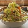 あぢとみ食堂 - 料理写真:タンメン 830円