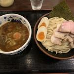 大勝軒まる秀 - 特製つけ麺 1030円