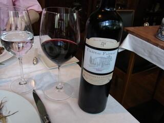 ラ・ブランシュ - 2006 MINERVOIS LA LIVINIERE CHATEAU FAITEAU 120mlグラス 1300円