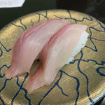 鮨処 なごやか亭 - 料理写真:カンパチ