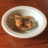 鳳城苑 - 料理写真:サービスの骨せんべい
