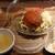 SETOUCHI檸檬食堂 - タコライス仕立てハンバーグベジボウル 980円