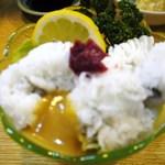 丸八寿司 - 何と鱧の湯引きは500円!!