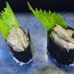 丸八寿司 - 蟹味噌♪