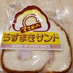 まるそうパン -
