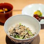 日本料理 楽心 - お食事