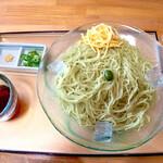手延べ麺お食事処 銀四郎 - オリーブそうめん ¥600 (税込)