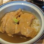 楓川 - 胡麻だれの鯛茶漬け