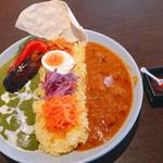 ブータンキッチン - 料理写真: