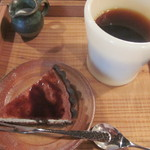 カエモン - 玄米タルトとコーヒー